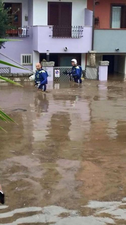 Alluvione Olbia, il sindaco: non uscite di casa
