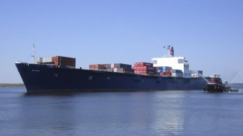 Uragano Joaquin, disperso un cargo a largo delle Bahamas, 33 persone a bordo