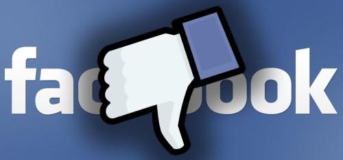 Facebook Down: le cifre perse dal social network