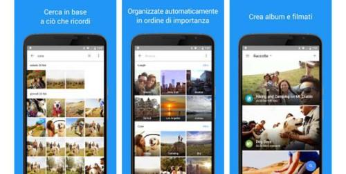 Google Foto, grande successo per la piattaforma di Big G