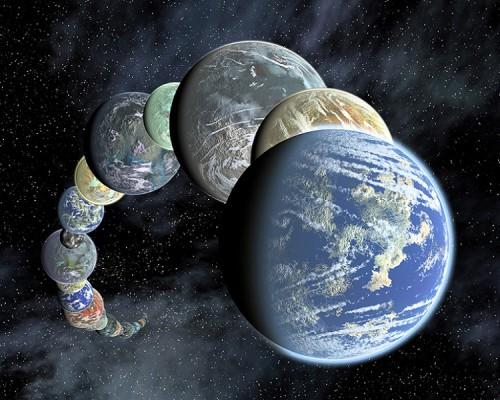 Cento, mille, milioni di pianeti abitabili dopo la Terra