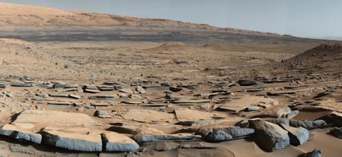 Marte: Curiosity scopre tracce di antichi laghi d'acqua