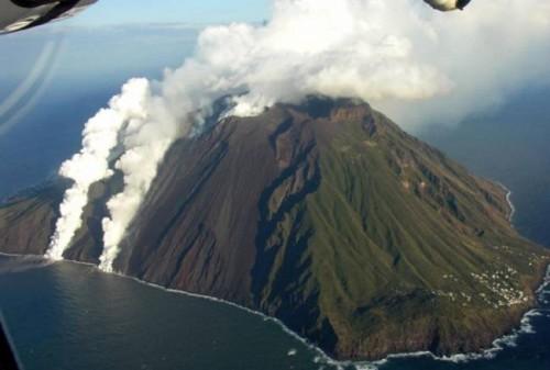 Stromboli, rivelati nuovi segreti del vulcano