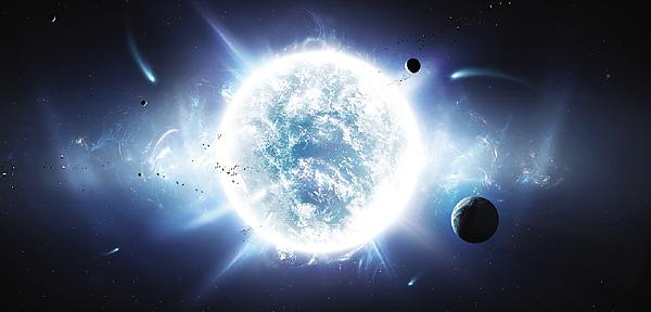 RX J0439 8-6809: la nana bianca più calda mai scoperta si trova nella Via Lattea