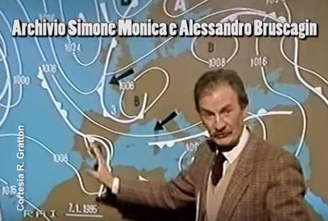 Un anno fa ci lasciava Andrea Baroni, eccolo nella sua previsione del 6 Gennaio 1985