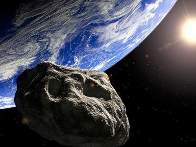 Scampato allarme asteroide: sabato notte pericoloso avvicinamento alla terra