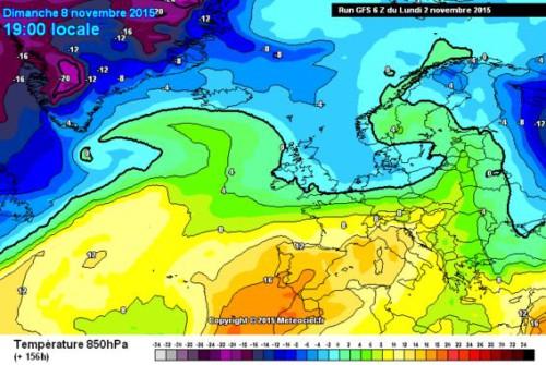 Caldo e stabilità duratura in arrivo su Italia ed Europa, rischio nebbie