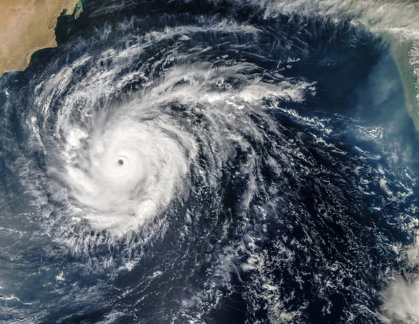 Ciclone Chapala devasta Yemen e Oman