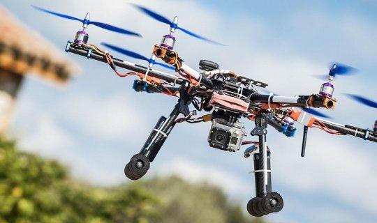 Droni, i corrieri del domani