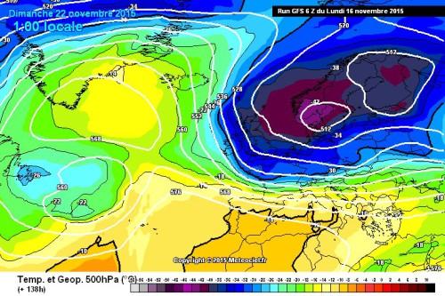 Ondata di gelo in arrivo sull'Europa? Ecco l'ultima evoluzione