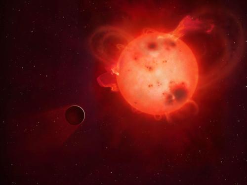 Il pianeta Kepler-438 b è inospitale, non si tratterebbe del pianeta gemello che la NASA pensava