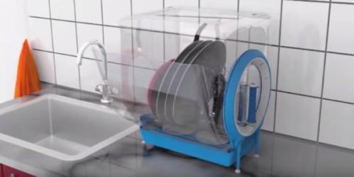 Circo: la lavastoviglie ecologica, lava i piatti senza elettricità