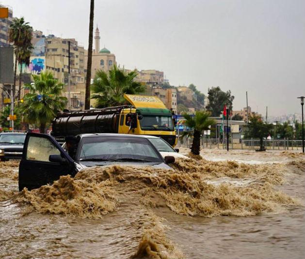 Maltempo Egitto, almeno 17 morti e 28 feriti
