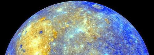 Sonda Messanger: anche Mercurio ha le sue stelle cadenti