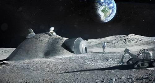 Tunnel sulla Luna: potrebbero essere tanto grandi da ospitare intere città