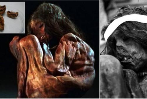 La mummia del piccolo Inca, ritrovata nel 1985, ci regala ancora una nuova scoperta