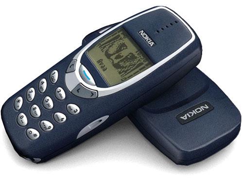 Nokia 3310 icona della Finlandia