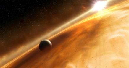 La nascita di un pianeta in diretta: ecco cosa accade