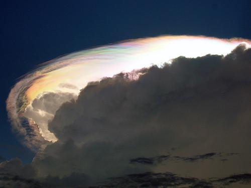 Costa Rica, le spettacolari nuvole che hanno incantato San Josè