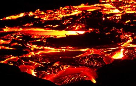 L'oceano di magma nel cuore della Terra