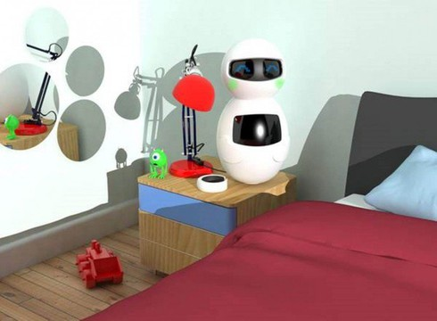 Contro l'obesità infantile arriva un robot di nome You