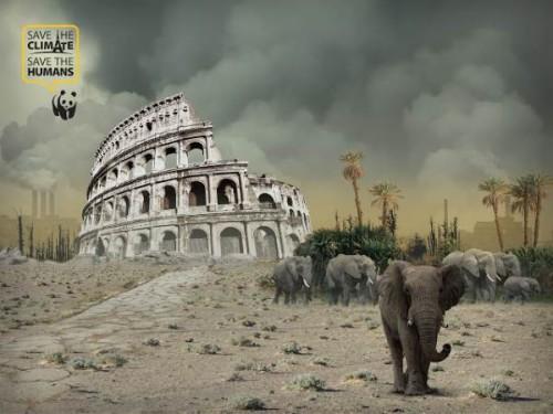 Cambiamenti climatici, l'allarme del WWF illustrato in alcune immagini