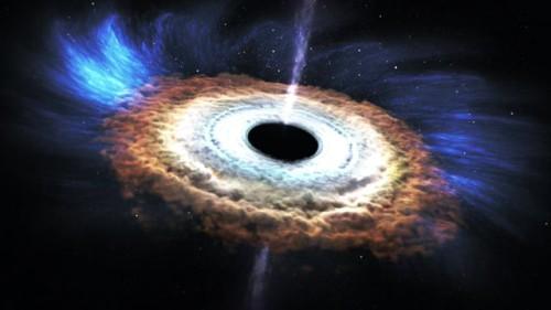 Osservata la morte di una stella mangiata da un buco nero