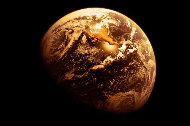 Terra: quando il metano colorava di arancione il nostro pianeta