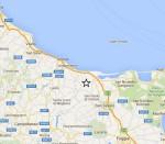 Terremoto oggi Puglia, magnitudo 3.1 a Nord di Foggia e Lucera