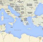 Terremoto Grecia: scossa avvertita anche in Puglia