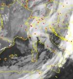 Possibile ciclone mediterraneo in formazione