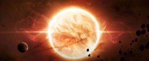 VY Canis Majoris: la stella più grande della Via Lattea sta perdendo la sua massa