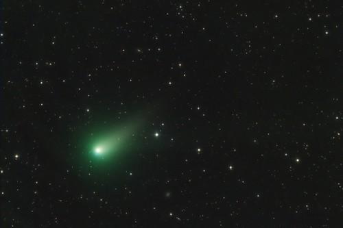 Cometa Catalina: la cometa di Natale che sorvolerà i cieli di questo dicembre 2015