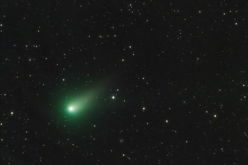 Cometa Catalina, dal primo gennaio visibile anche ad occhio nudo