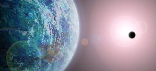 GJ 3470 b: il pianeta extrasolare con il cielo blu, proprio come la Terra