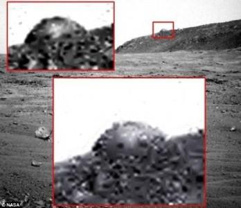 Straordinaria scoperta su Marte: Opportunuty ha fotografato una cupola aliena?