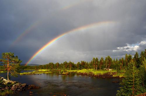 I dodici tipi di arcobaleno presenti in natura