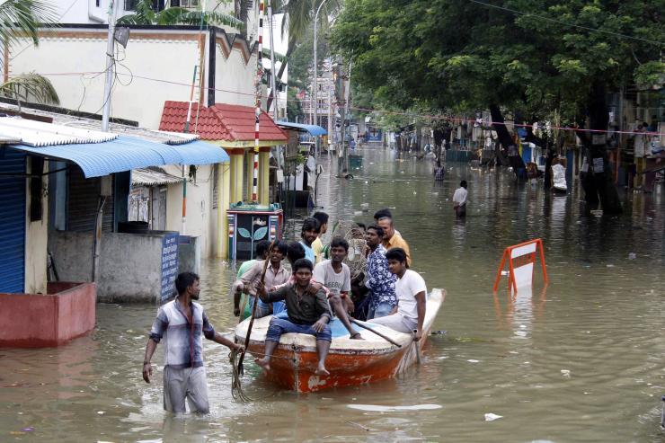 Alluvione India: disastro di rare proporzioni a Chennai, è una strage