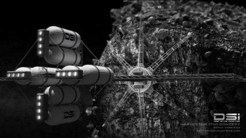 Act Space: la legge che regolarizza il mercato delle materie prime spaziali