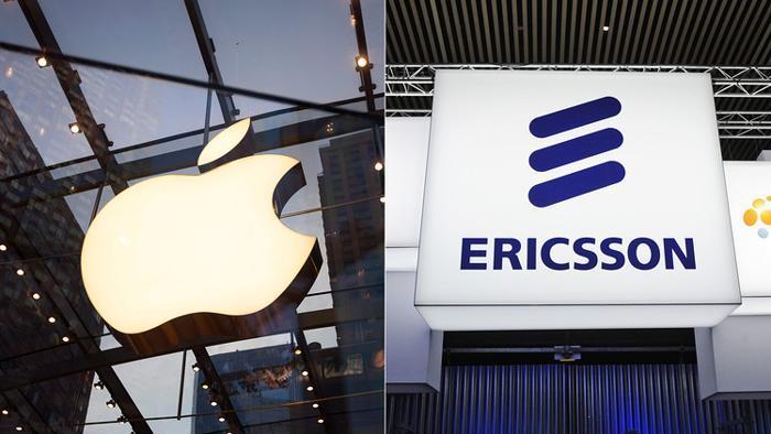 Ericsson ed Apple fanno pace, collaborazione in vista per il 5G
