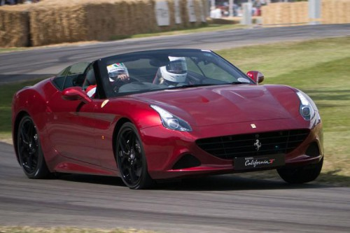 Ferrari North America richiama alcune vetture California T 2016 per possibili peridte di carburante