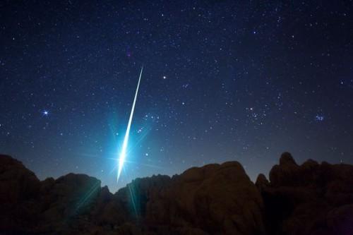 Geminidi: sciame di stelle cadenti in arrivo questi giorni