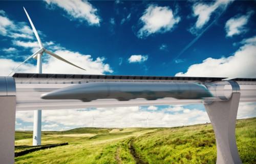 Hyperloop: il treno più veloce del mondo presto realtà
