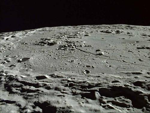 Luna, scoperte nuove rocce nel bacino dell'Imbrium