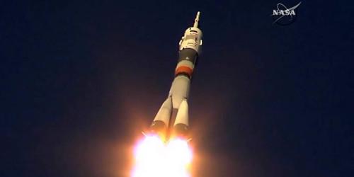 La Soyuz è partita con a bordo tre astronauti: inizia la missione Principia