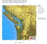 Doppia forte scossa di terremoto in Nord America: eventi a Los Angeles e Vancouver
