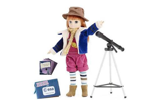 Lottie, la nuova bambola lanciata nello spazio