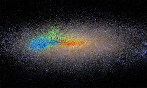 Astronomia, scienziati mappano le epoche stellari