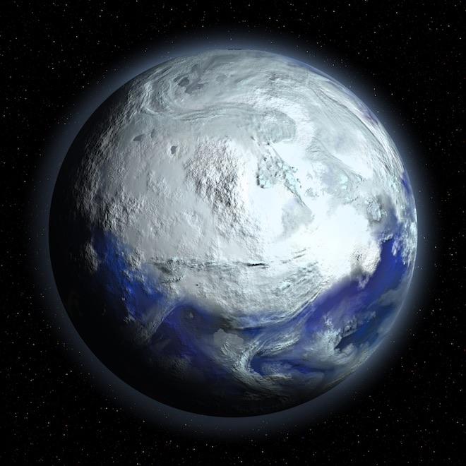 Era Glaciale, terminò a causa dell'attività vulcanica