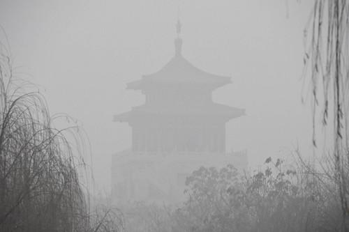 Pechino, nel 2015 migliorata la qualità dell'aria